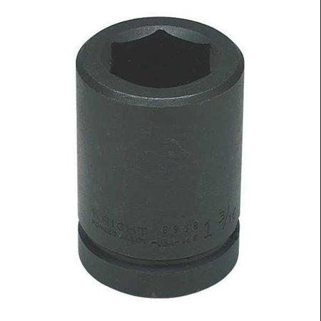 cc5ec64266e5 WRIGHT TOOL 88128 Impact Socket 1 In Dr 4 In 6 pt