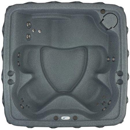 360e90f46073 AquaRest Spas AR-150 4 Person 12-Jet Plug-N-Play Spa with LED ...